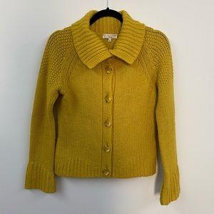 Essentiel Antwerp Wool Mohair Alpaca Cardigan